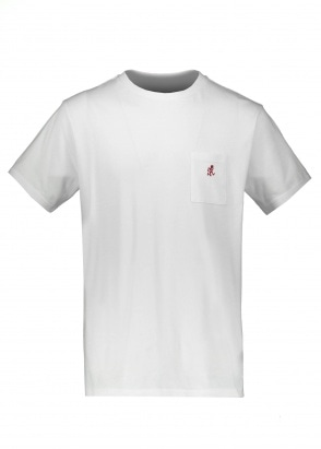 Gramicci  One Point Tee - White