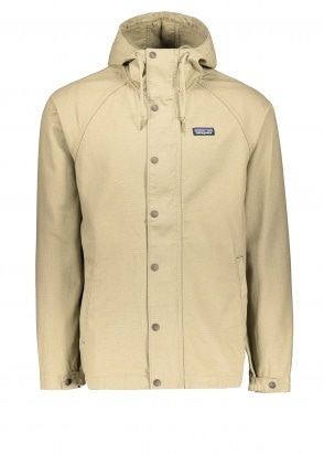 Patagonia Organic Cotton Canvas Jacket - Pelican
