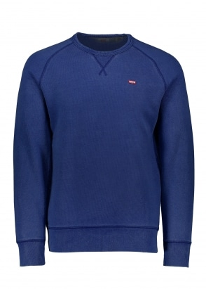 Levi's Red Tab Original HM Icon Crew - Indigo