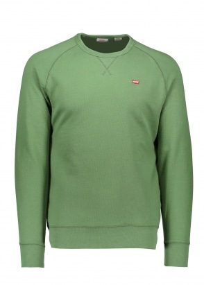 Levi's Red Tab Original HM Icon Crew - Vineyard Green