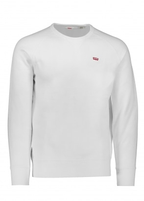 Levi's Red Tab Original HM Icon Crew - White