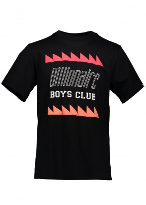 Billionaire Boys Club Oscillating Logo Tee - Black