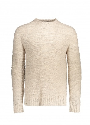 Our Legacy Base Roundneck - Raw Wool Mix