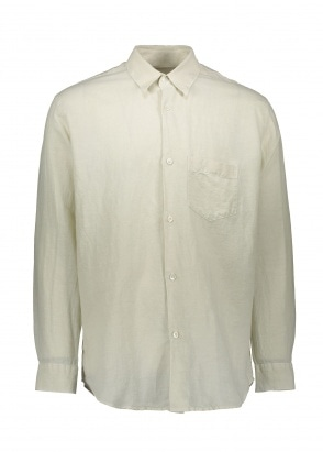 Our Legacy Initial Shirt - White Lime