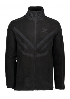 adidas Originals Apparel P Fleece Track Top - Black