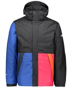 Manastash P100 Bike Jacket - Multi