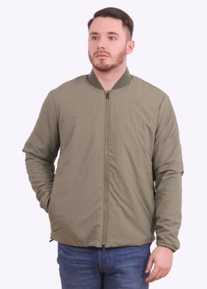 Levi's Red Tab Packable Bomber - Lichen Green