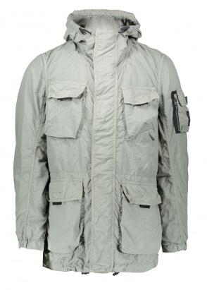 Belstaff Pallington Jacket - Green Smoke
