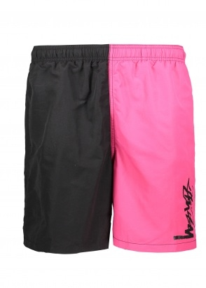 Stussy Panel Water Shorts - Black