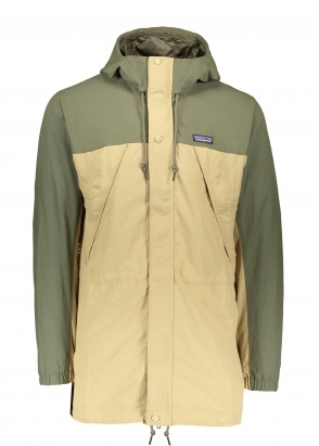 Patagonia Recycled Nylon Parka - Classic Tan
