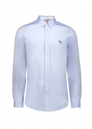 Paul Smith LS Tailored BD Shirt PT - Blue