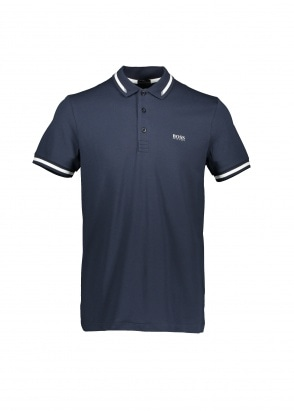 Boss Paule Polo 410 - Navy
