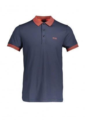 Boss Paule Polo 411 - Navy
