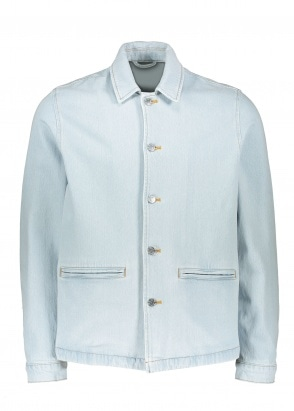 NN07 Pawel Jacket - Light Blue