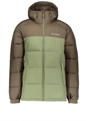 Columbia Pike Lake Hooded Jacket - Peat Moss