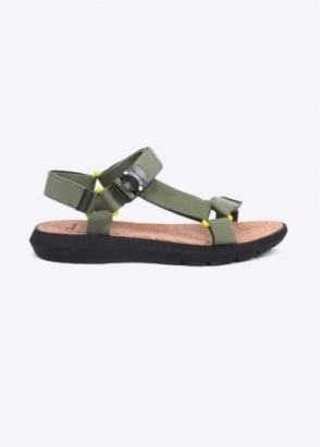 Clarks Originals Pilton Brave Sandals - Khaki