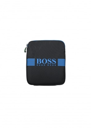 Hugo Boss Pixel ZT Envelope Bag - Black