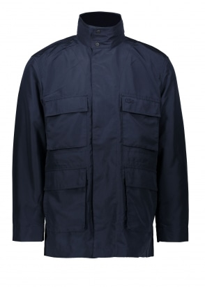 Lacoste Pocket Jacket - Dark Navy