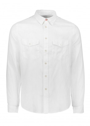 Paul Smith Pocket Shirt - Cream