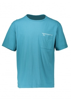Nanamica Pocket Tee - Blue