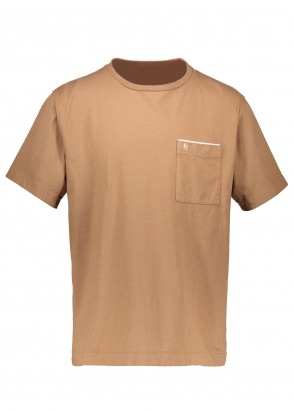 Nanamica Pocket Tee - Light Beige