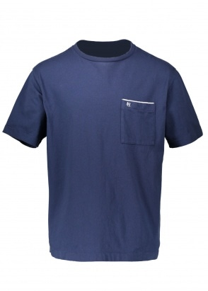 Nanamica Pocket Tee - Navy
