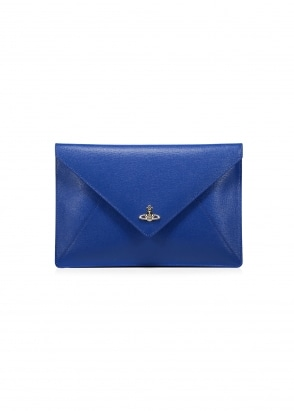 Vivienne Westwood Accessories Pouch - Blue