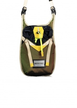 Master-Piece Prism Shoulder Bag - Khaki