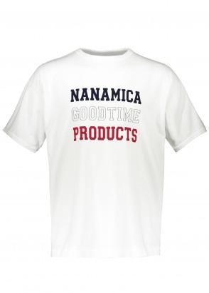 Nanamica Products Tee - White