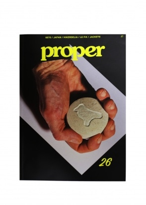 Proper Magazine Proper Mag Issue 26