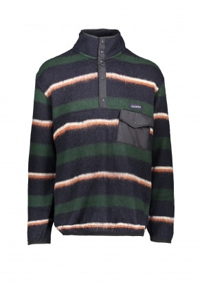 Nanamica Pullover Sweater - Navy / Green