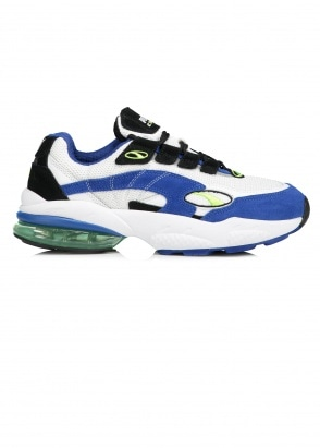 Puma Cell Venom - White / Blue