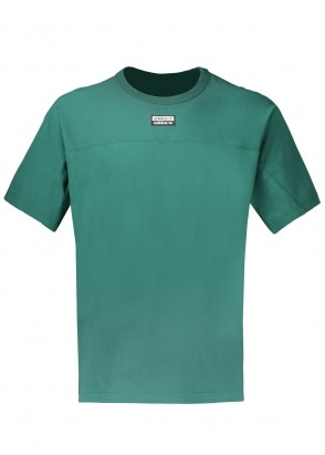 adidas Originals Apparel R.Y.V Blkd Tee - Green