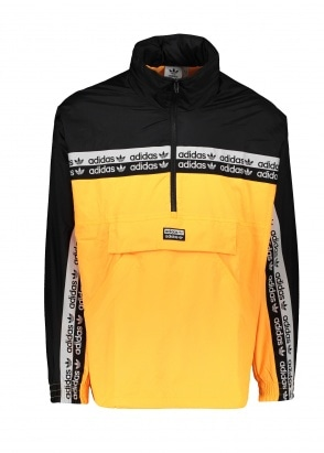 adidas Originals Apparel R.Y.V Block Track Top - Orange