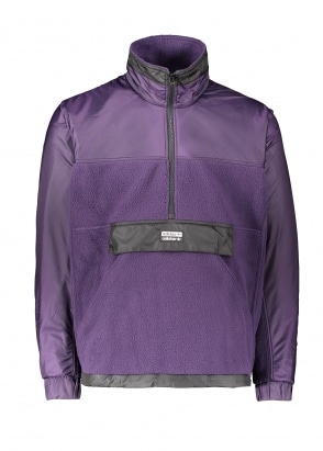 adidas Originals Apparel R.Y.V Track Top - Legend Purple