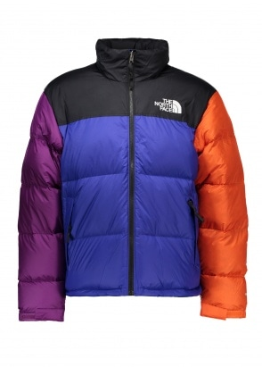 The North Face Rage 1996 Retro Nupse Jacket - Aztec Blue