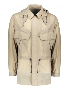 Snow Peak Rain & Win Resistant Jacket - Beige