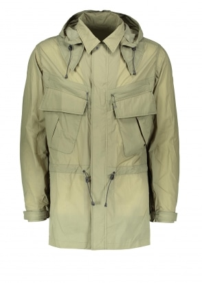 Snow Peak Rain & Win Resistant Jacket - Olive