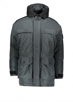 Stone Island Real Down Blouson - Black