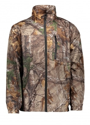 Stussy Realtree Micro Rip Jacket - Tree Camo