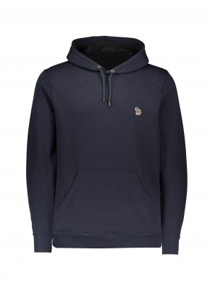 Paul Smith Regular Fit Hoodie - Navy