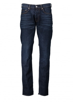 Stone Island Regular Tapered Jeans - Denim