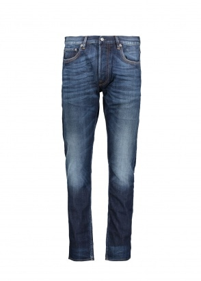 Stone Island Regular Tapered Jeans - Real