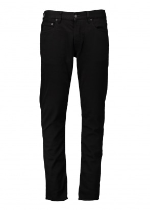 Stone Island Regular Tapered Trousers - Black