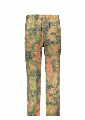 Stussy Reverse Jacquard Relaxed Pant - Floral