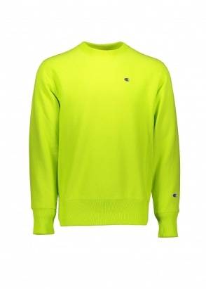 Champion Reverse Weave Sweatshirt - Lime