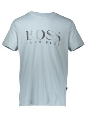 Hugo Boss RN T-Shirt 044 - Silver