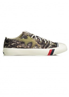 Pro Keds Royal Lo True Timber - Green Multi
