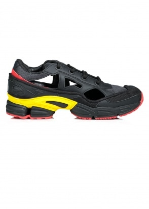 adidas Originals by Raf Simons RS Replicant Ozweego - Black / Gold
