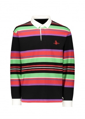 Vivienne Westwood Rugby Polo Shirt - Mexico